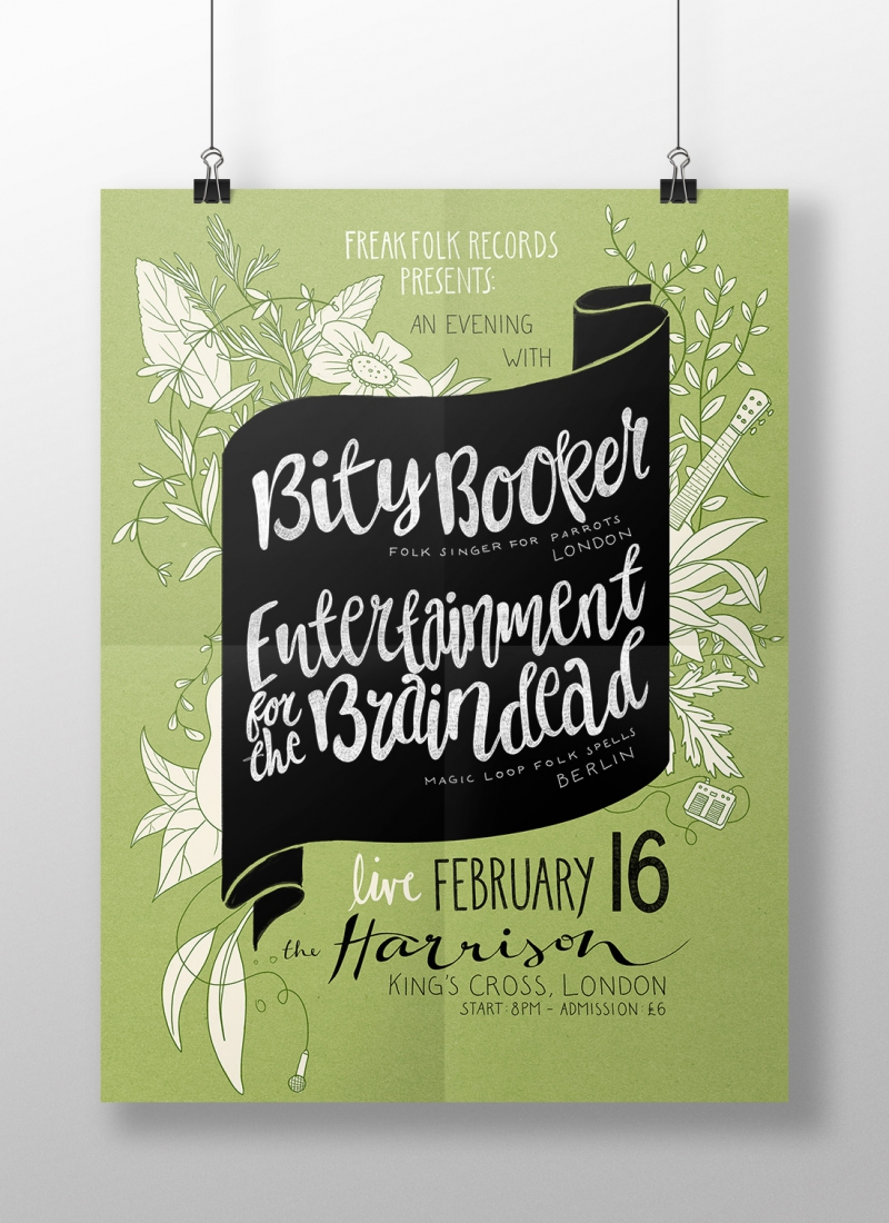 Poster Design EFTB