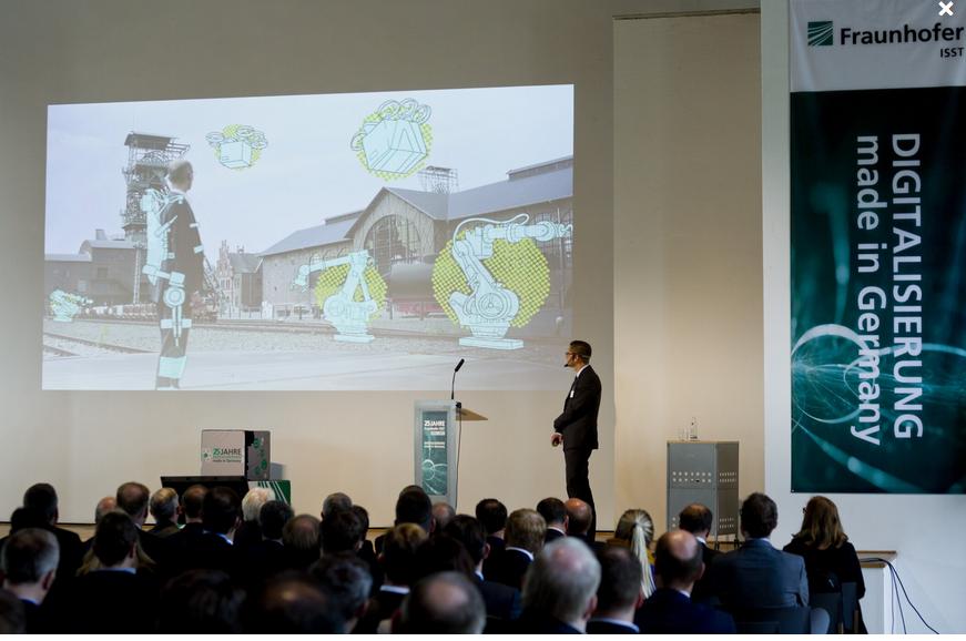 Präsentation Fraunhofer ISST