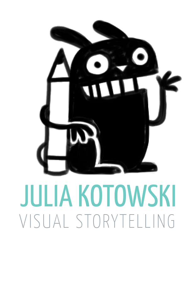 Julia Kotowski – Portfolio Logo